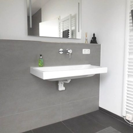 saniertes Bad