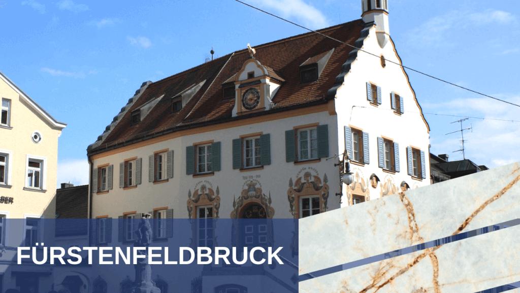 Fürstenfeldbruck - schones Haus