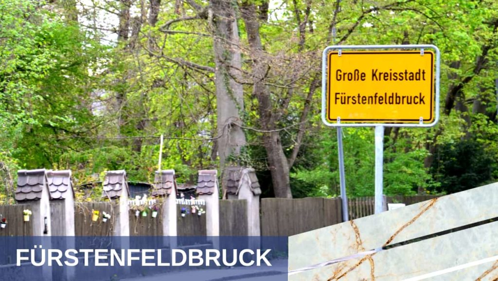 Bild von Fürstenfeldbruck - Schild Fürstenfeldbruck