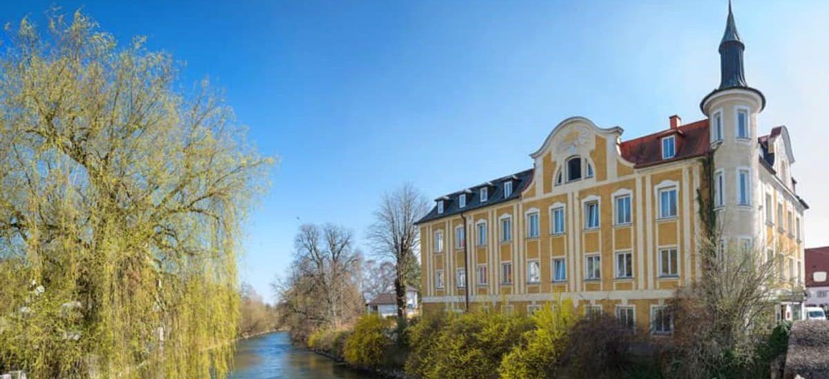 Fürstenfeldbruck - am Fluß